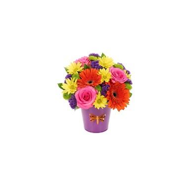 Happy Birthday Wishes Flower Bouquet BF511 11KMD